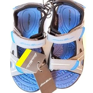 7bf2363c08c Eddie Bauer Shoes - Eddie Bauer Boys River Sandals NWT Sz 13Y